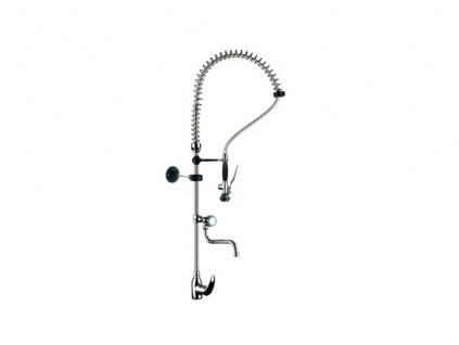 Sprcha s pákovou baterií ze stolu s ramínkem DOC-6