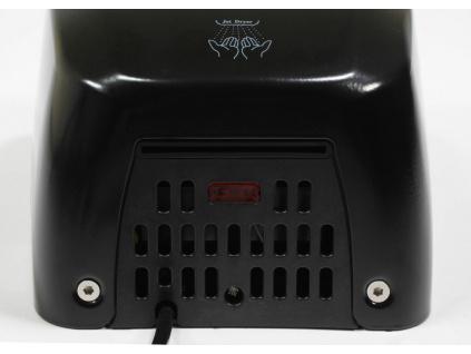 Osoušeč rukou Jet Dryer STORM Stříbrný