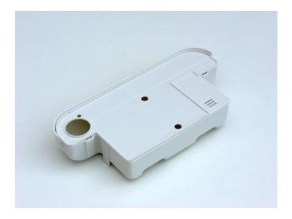 K09- Komplet - odkapová nádobka včetně víka Stříbrný