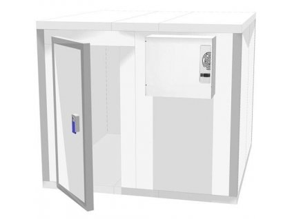Standard KXH 11,75 2600x2600x2240 mrazicí box