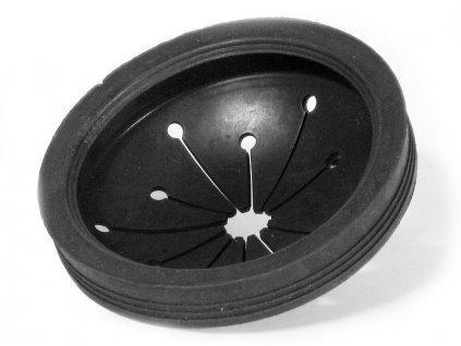 Vyjímatelná gumová manžeta Ø 80mm - AMC
