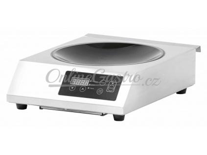 Indukční vařič WOK 3500 W