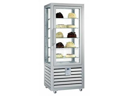 Chladící cukrářská vitrína NEO NPS350V  360 L