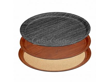 Tác kulatý protiskluz granit