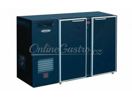 Chladicí stůl barový BSL 154 2DX