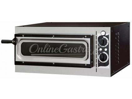 Pizza pec BASIC 1/40 VETRO
