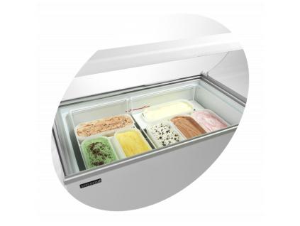 Tefcold IC 300 SCE-P-SO distributor zmrzliny