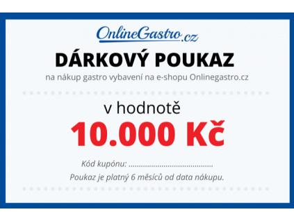 poukaz 10000