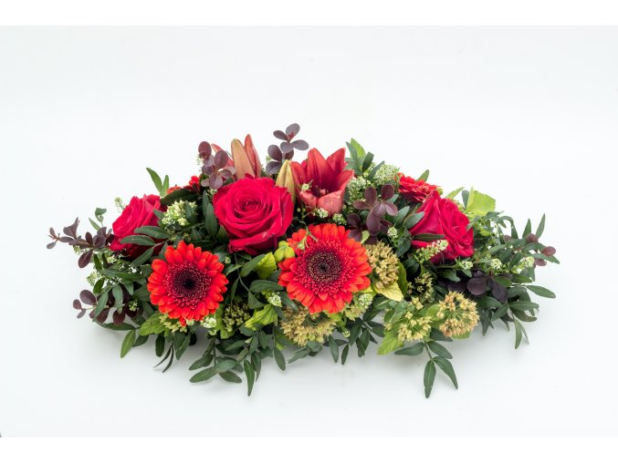 Smuteční kytice 2