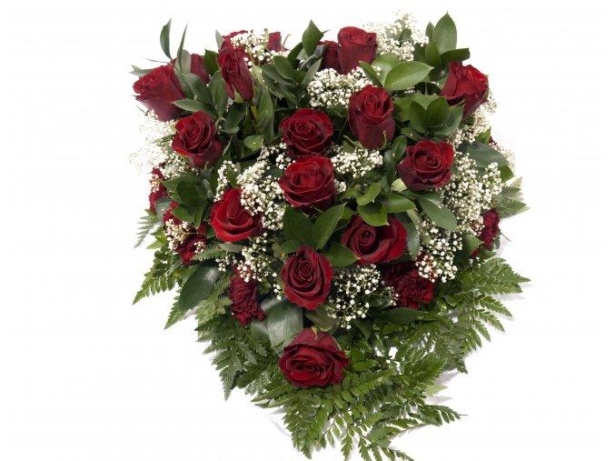 smuteční kytice 7