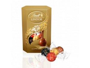 Lindt Lindor Asorted cornet chocolate truffles 700x700