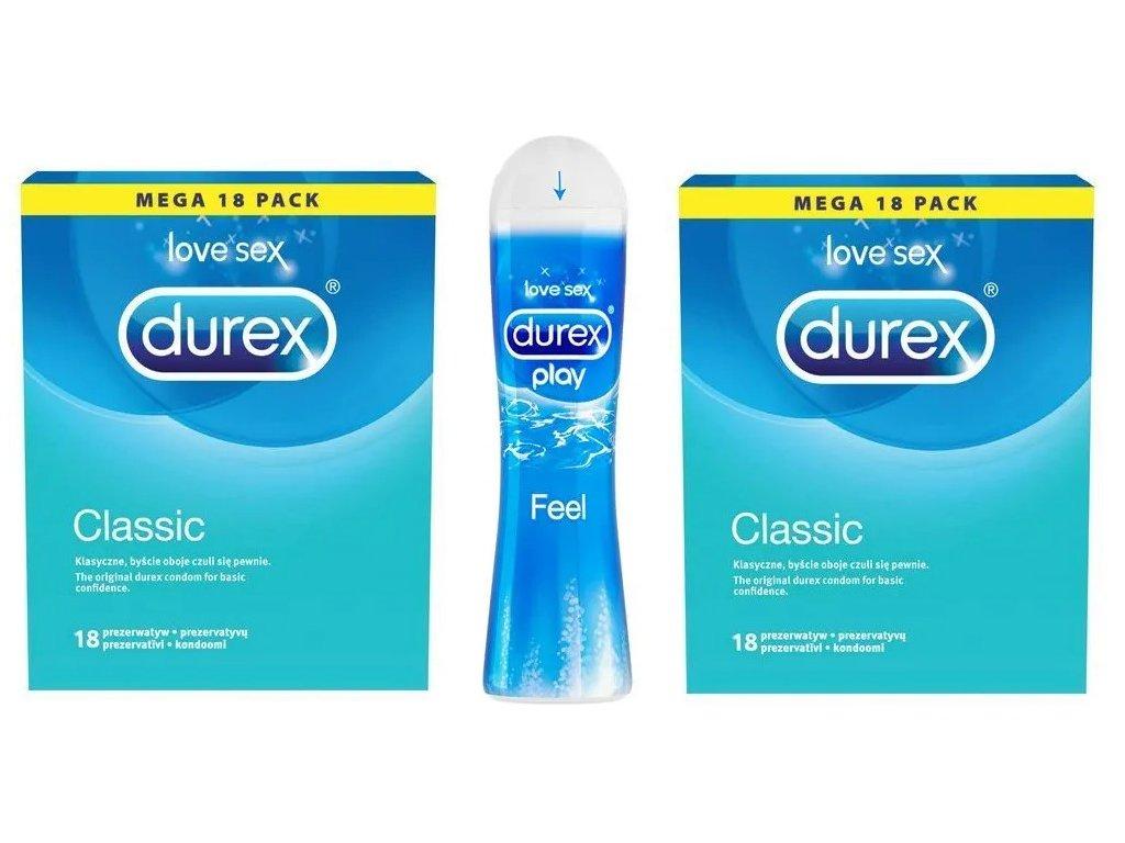DURECJ 2x classic 18 +play feel