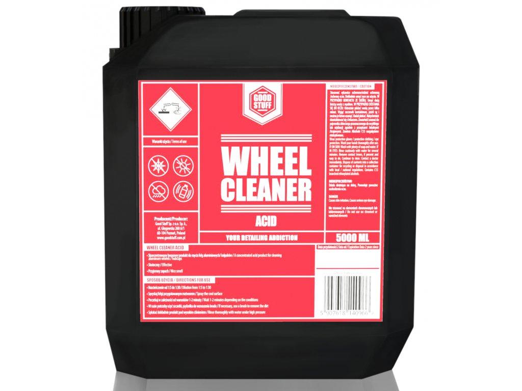 Wheel Cleaner 5000