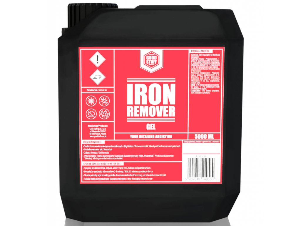 iron gel 5000ml
