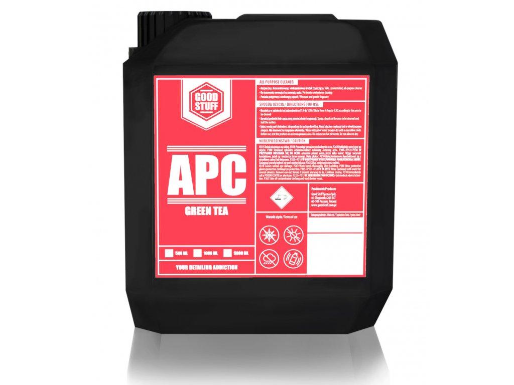APC green tea 5000ml