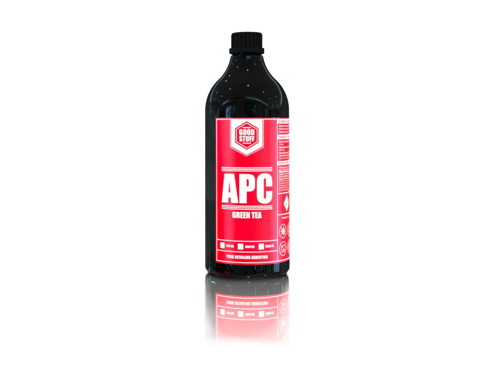 APC green tea 1000ml
