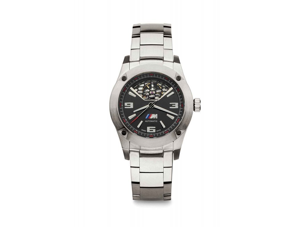 60109 automaticke hodinky bmw m