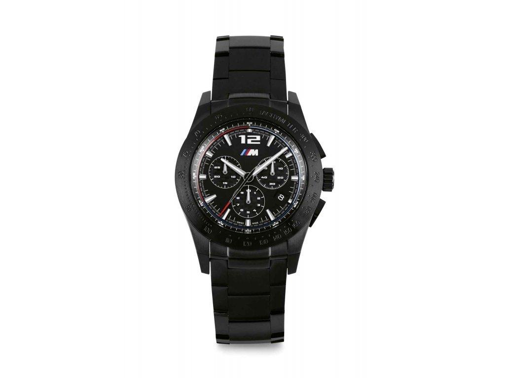 60106 hodinky bmw m chrono black
