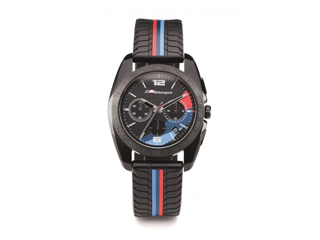 60100 bmw m motorsport hodinky s chronografem