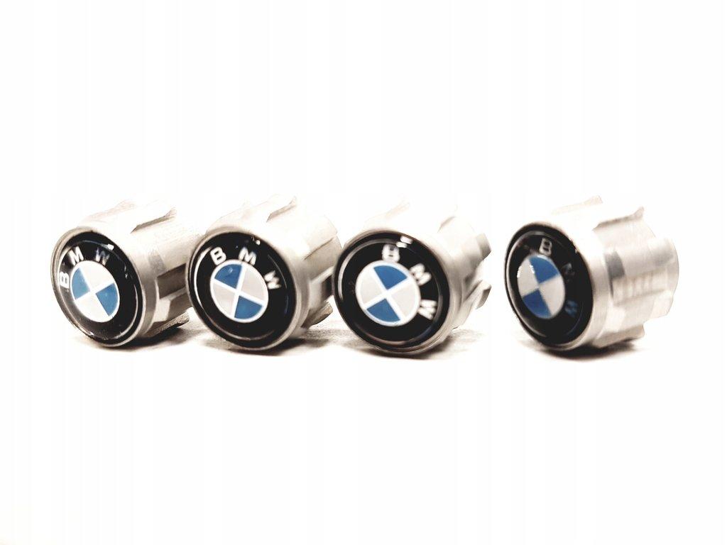 OE BMW ZESTAW WENTYLI KOL Z LOGO BMW 6 F12 F13 Kod producenta 36122447401