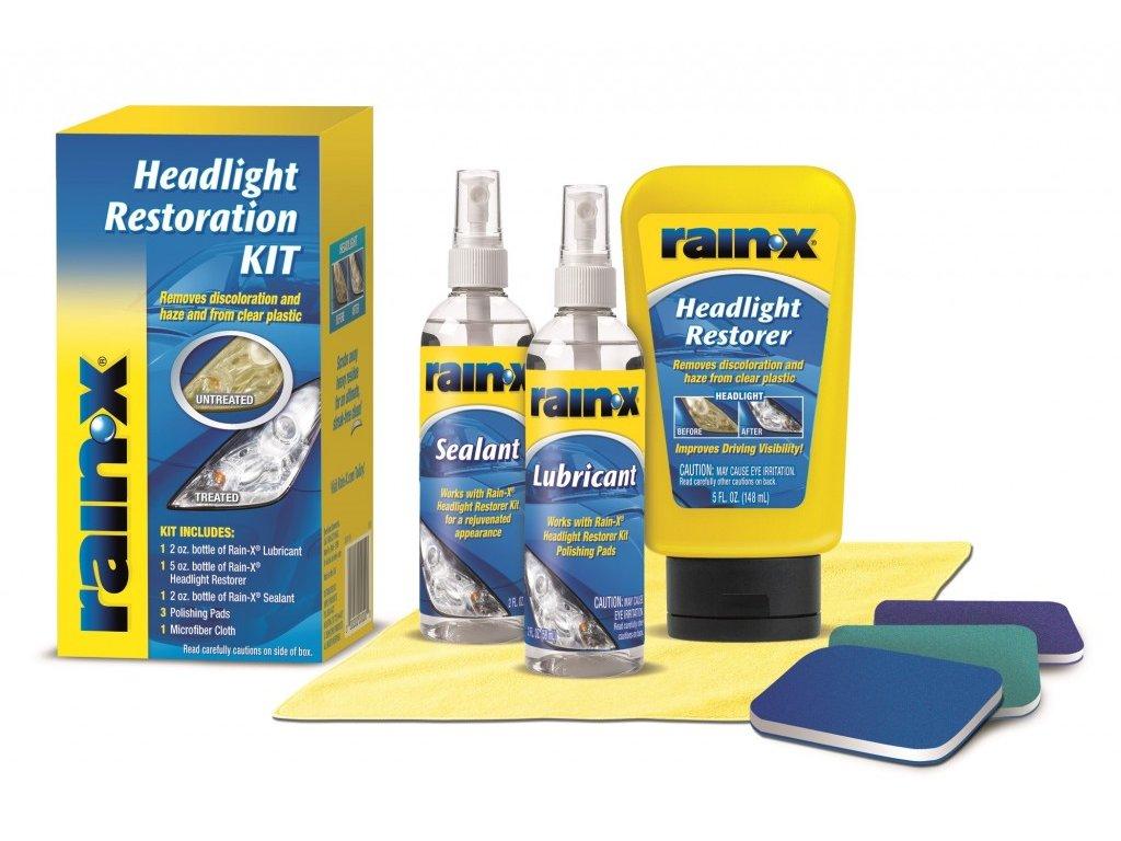 Headlight Restoration Kit2