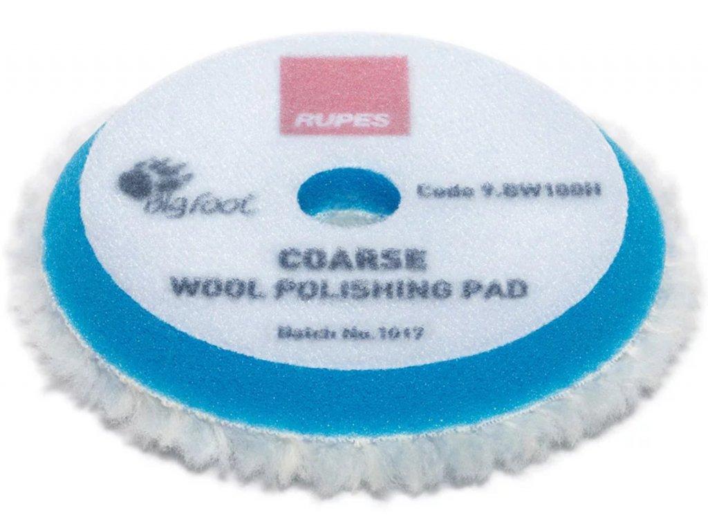 coarse wool 100