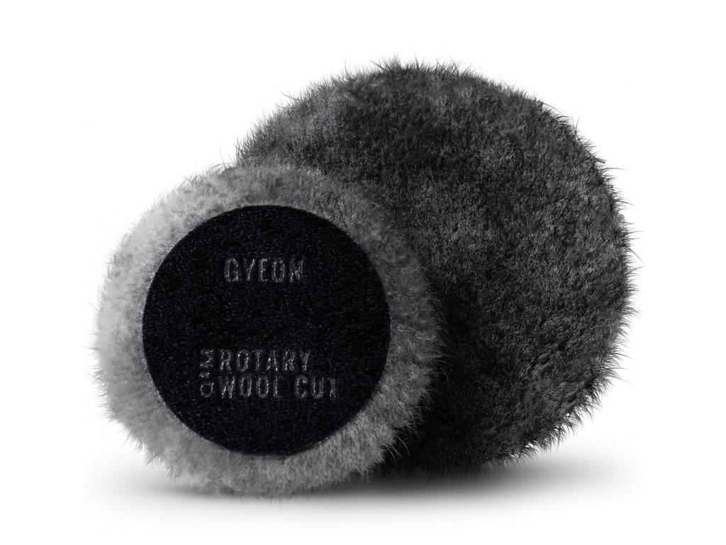 rotary wool cut pad