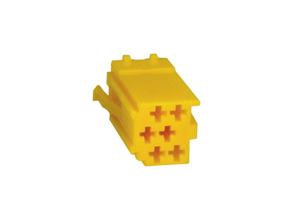 Mini ISO plastovy kryt