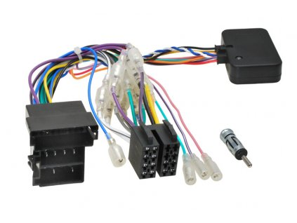 ISO adapter + CAN-Bus modul Fiat