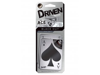 driven the ace black out