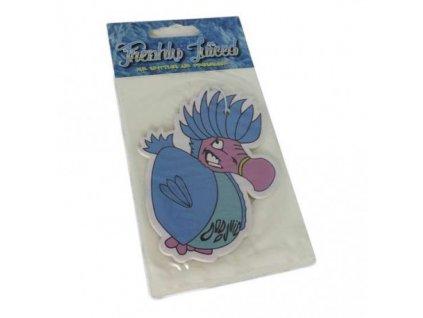 dodo juice mr skittles air freshener original zawieszka o zapachu jagod born to be mild