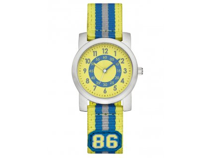 Mercedes-Benz Dětské hodinky 86 žluto-modré B66953109