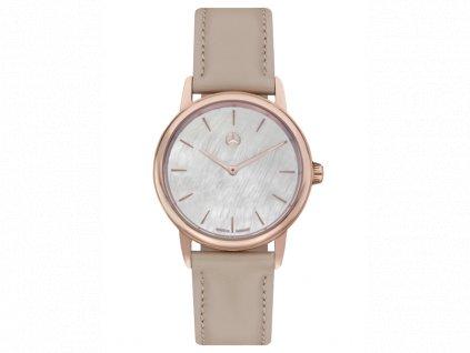 Mercedes-Benz Dámské hodinky růžové B66954184