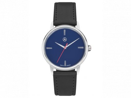 Mercedes-Benz Pánské hodinky černo-modré B66954177