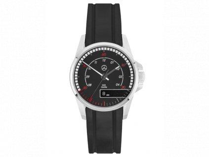 Mercedes-Benz Pánské hodinky Trucks černé B67871195