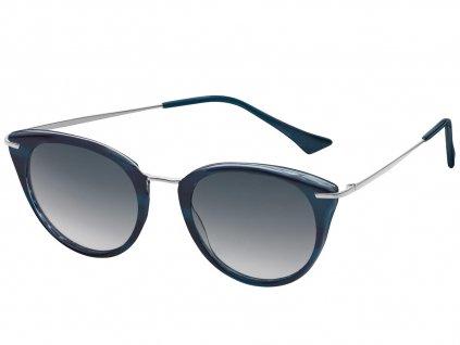 mercedes benz women sunglasses casual blue silver b66955788