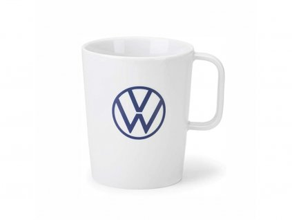 Volkswagen Hrnek - bílý 000069601BQ