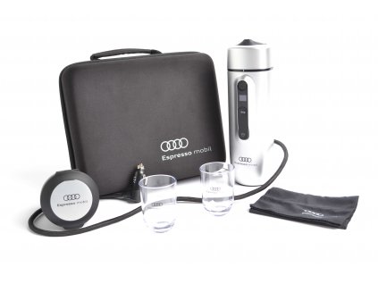 Audi mobilní kávovar do auta 4G0069641A