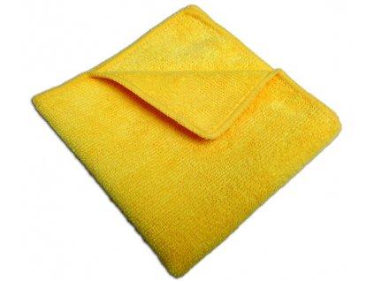 4298 mammoth fine all rounder microfibre towel yellow mikrovlaknova uterka