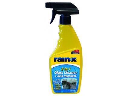 4553 rain x 2 in 1 glass cleaner rain repellent 500 ml cistic oken a tekute sterace