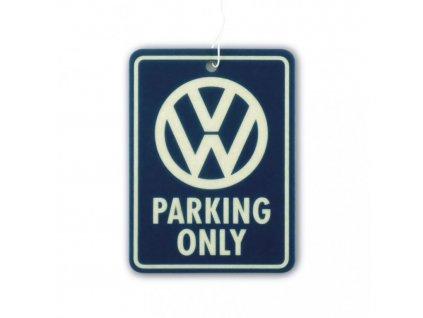 vonka do auta vw parking only 768x768