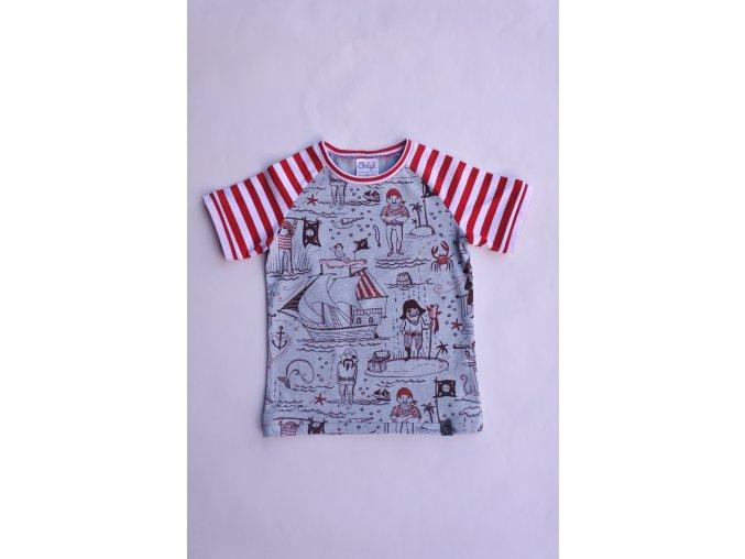 Tričko Námořník bio
