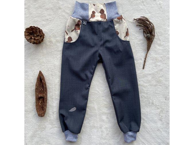 Kalhoty Vrabčáci