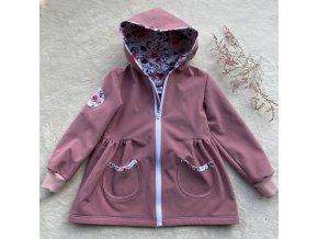 kabátek Růžový sen