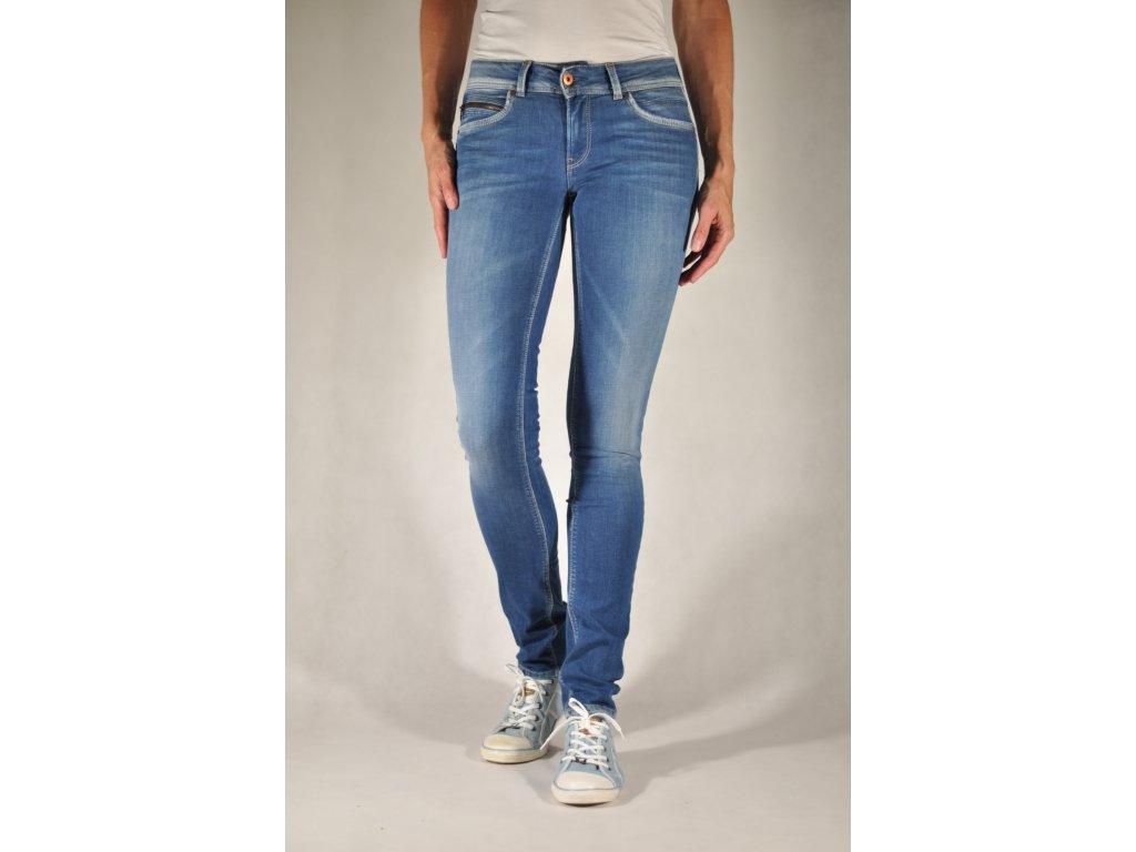 Pepe Jeans New Brooke slim mid waist 1