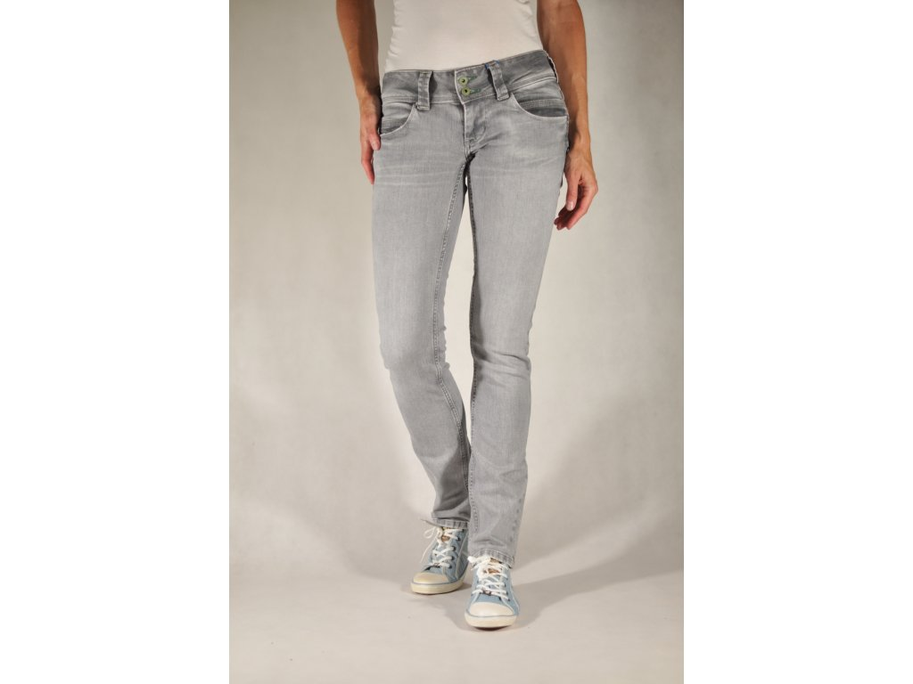 Pepe Jeans Venus straight low waist 1