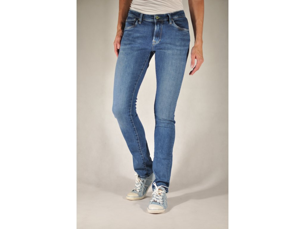 Pepe Jeans Victoria slim mid waist 1