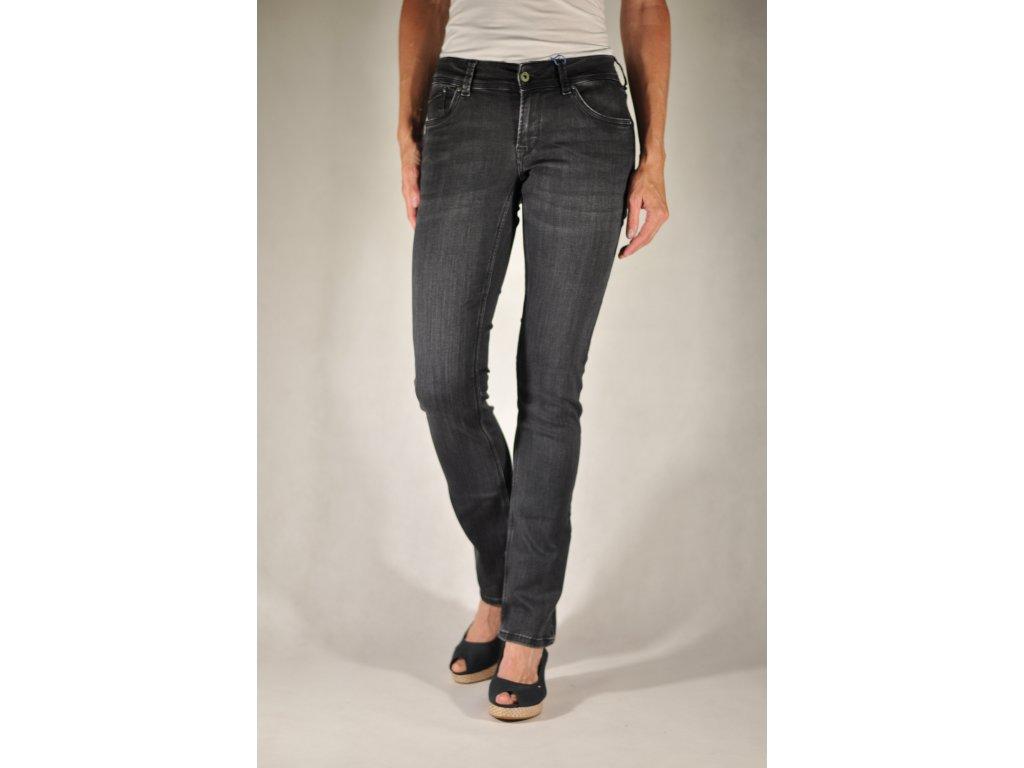 Pepe Jeans Saturn straight mid waist 1