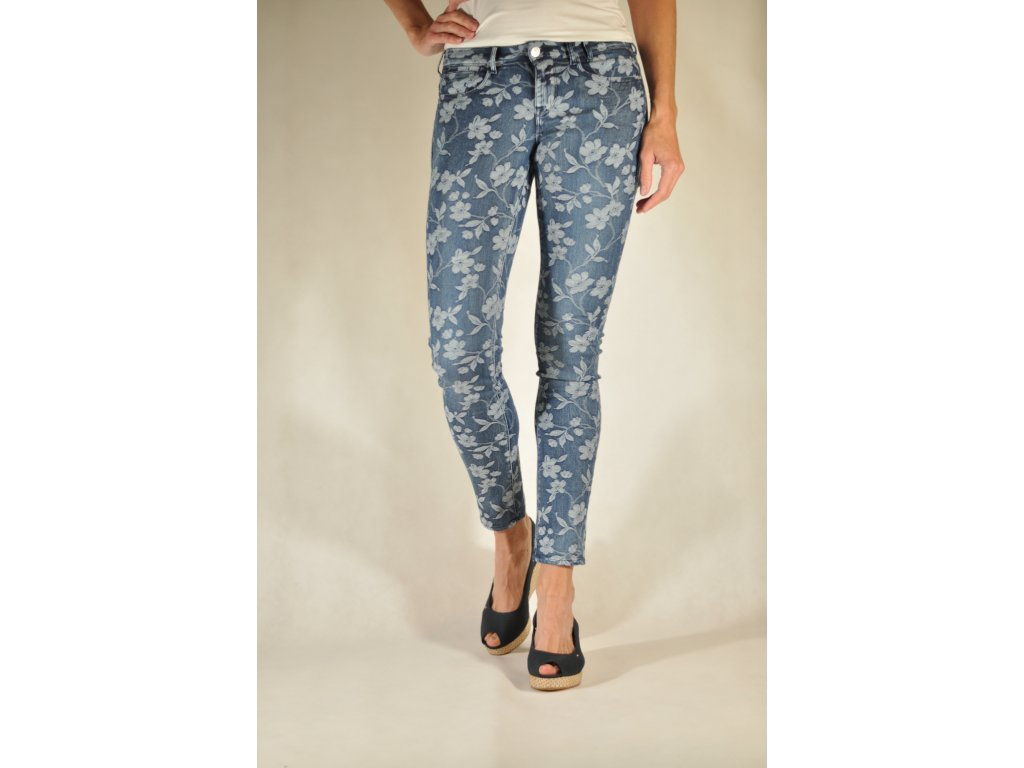 GUESS Jeggins Flowers 1