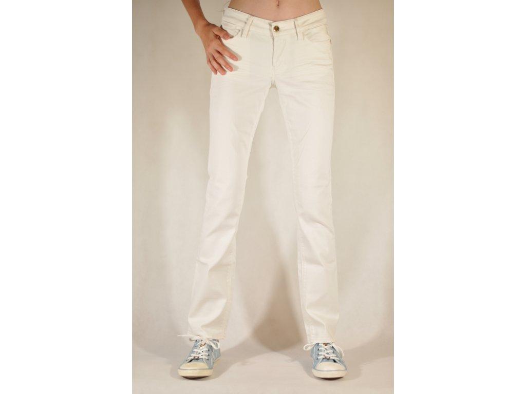 GUESS Cigarette Jeans Slim White 1